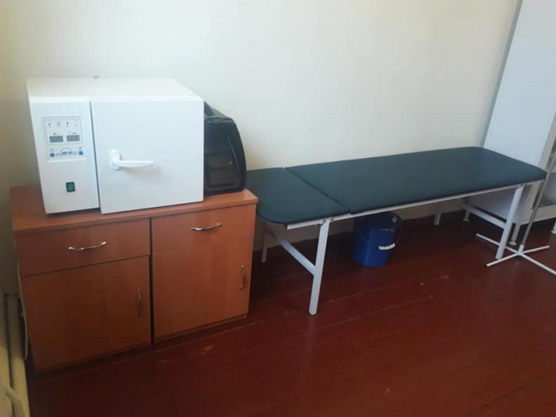 На Волині амбулаторія отримала нове обладнання