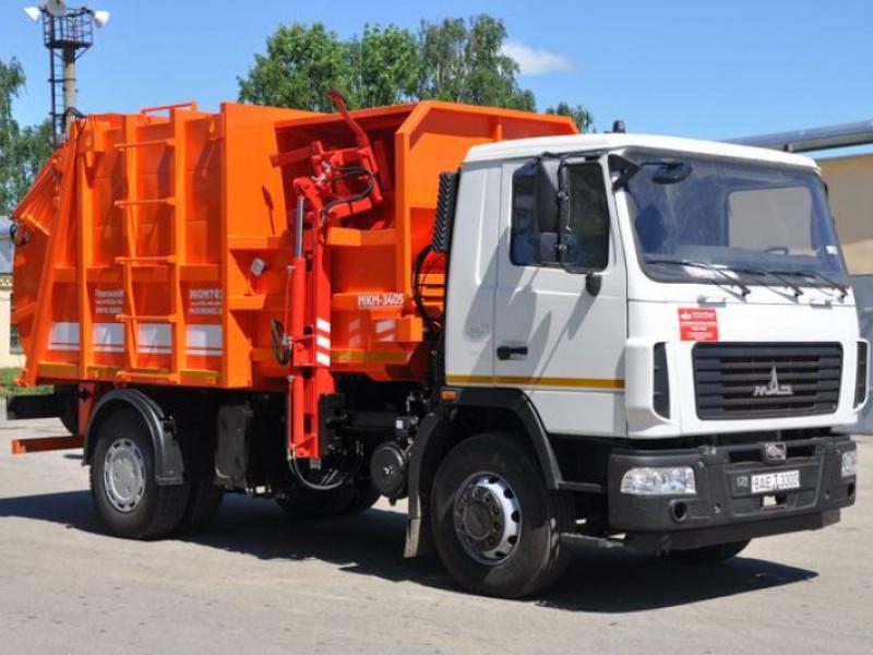 У Гощі придбають новий сміттєвоз за 2 мільйони гривень