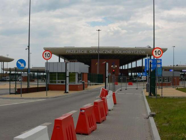 З нового року закриють пішохідний пункт пропуску на кордоні з Україною