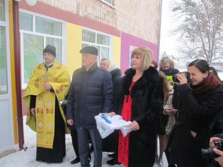 У Горохові урочисто відкрили інклюзивно-ресурсний центр