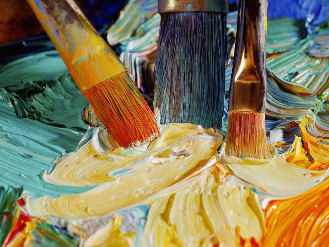 У Луцьку – серія майстер-класів з олійного живопису