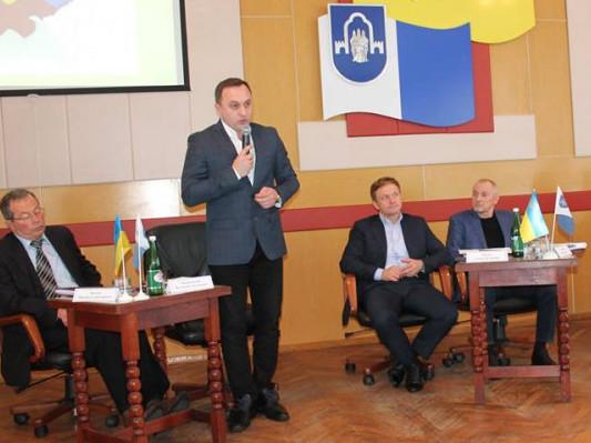У Ратному провели перше засідання Ради регіонального розвитку