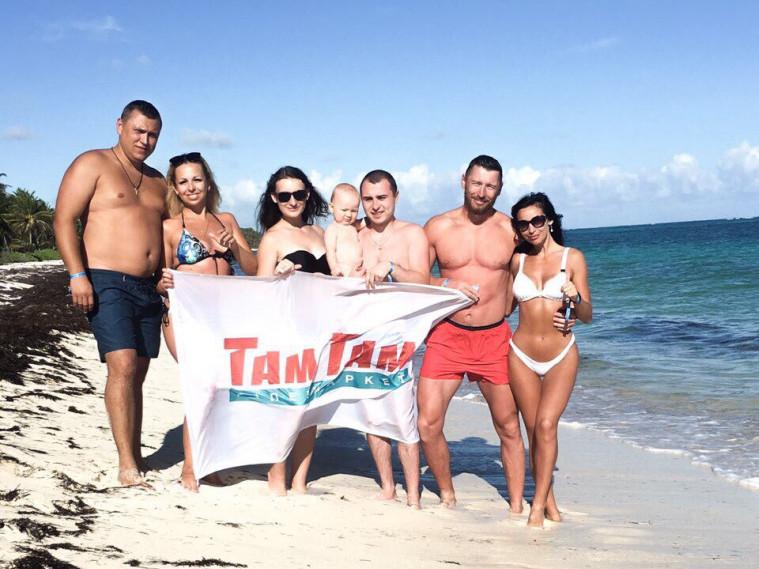 Покупці гіпермаркету «Там Там» повернулися з подорожі у Домінікану
