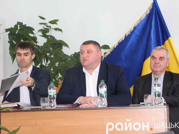 Амбітні плани озерного краю: у Шацьку відбулася Рада регіонального розвитку