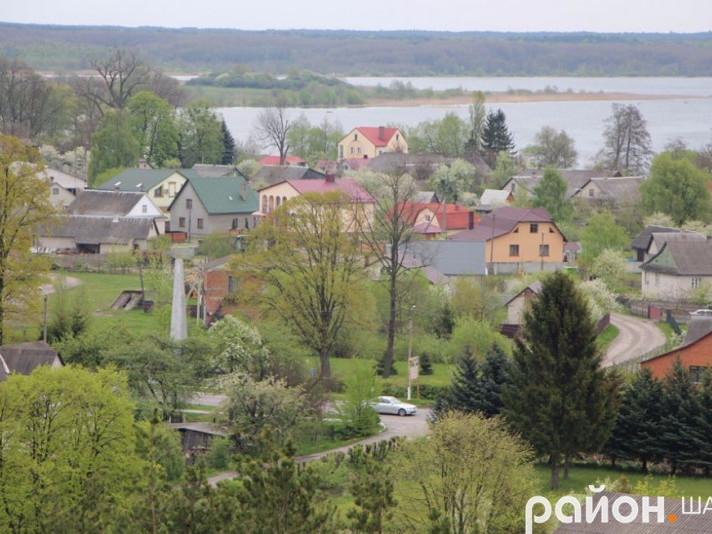 Шацьк хочуть виключити зі списку історичних населених місць України