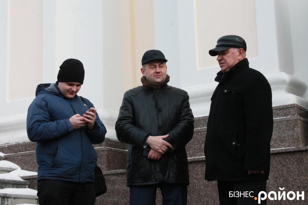 Ректор ЛНТУ Петро Савчук