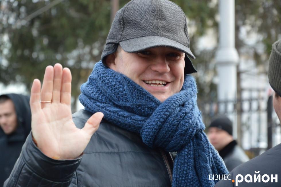 Голова Луцької РДА Тарас Яковлев