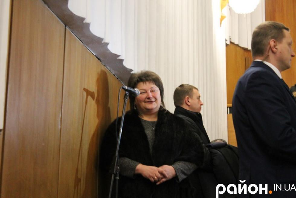 Олена Кашевська