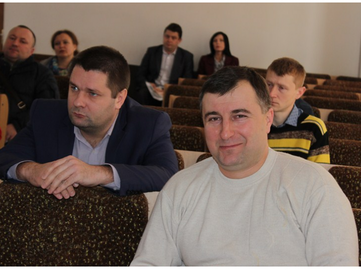У Ківерцях звітували фермери та приватні землевласники