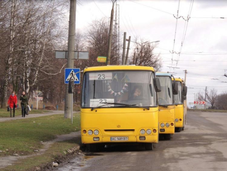 Луцькі перевізники готові сполучити транспортом Вересневе з ЛПЗ