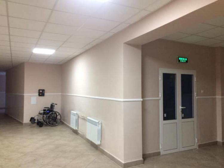 У Маневичах відремонтували поліклінічне відділення