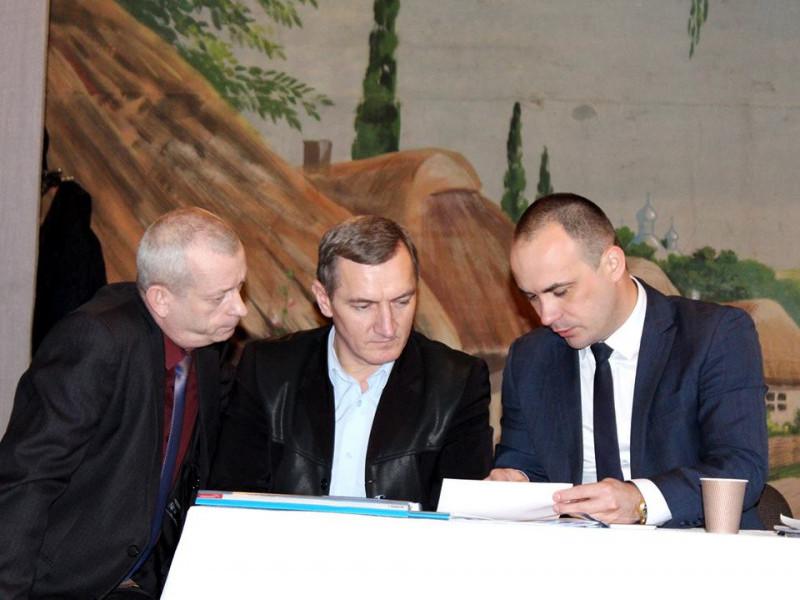 У Поворську відбулася презентація проекту «Успішна громада»