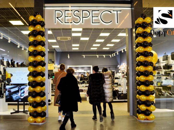 У «ПортCity» – відкриття салону взуття Respect