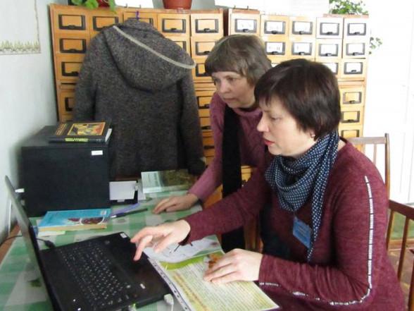 На Волині безробітних проінформували про можливості професійного навчання