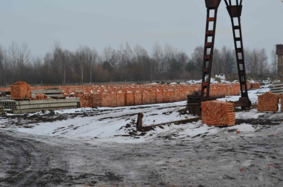 «За добу даємо продукції на дві хати», – головний інженер Дубечненського заводу