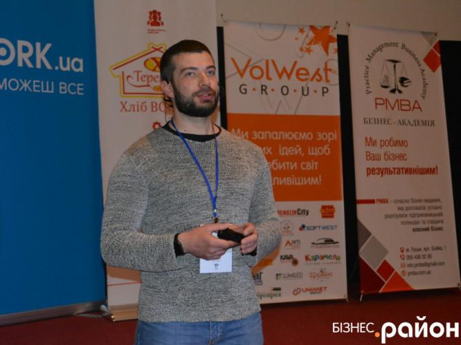 HRD в компанії «АЛЛО» (м. Дніпро) Олександр Пащенко