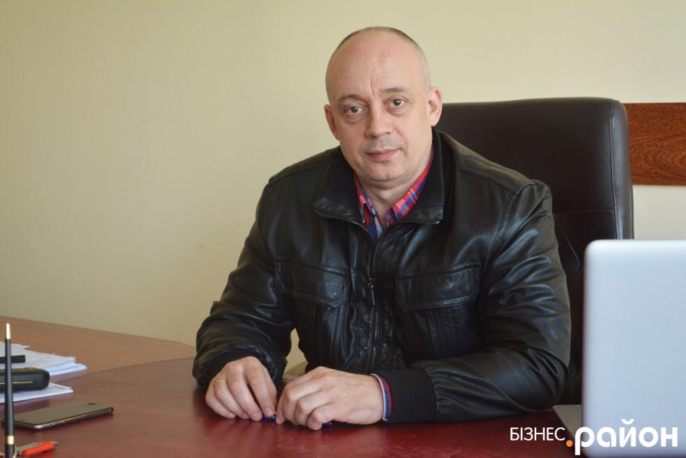 Директор ДП «АСЗ №1» АТ «АК «Богдан Моторс» Дмитро Писаний