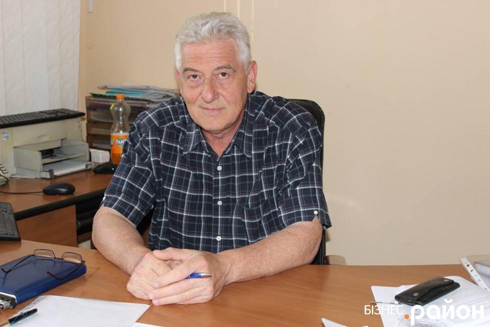 директор з комерційних питань ПрАт «Волиньобленерго» Дмитро Іванов