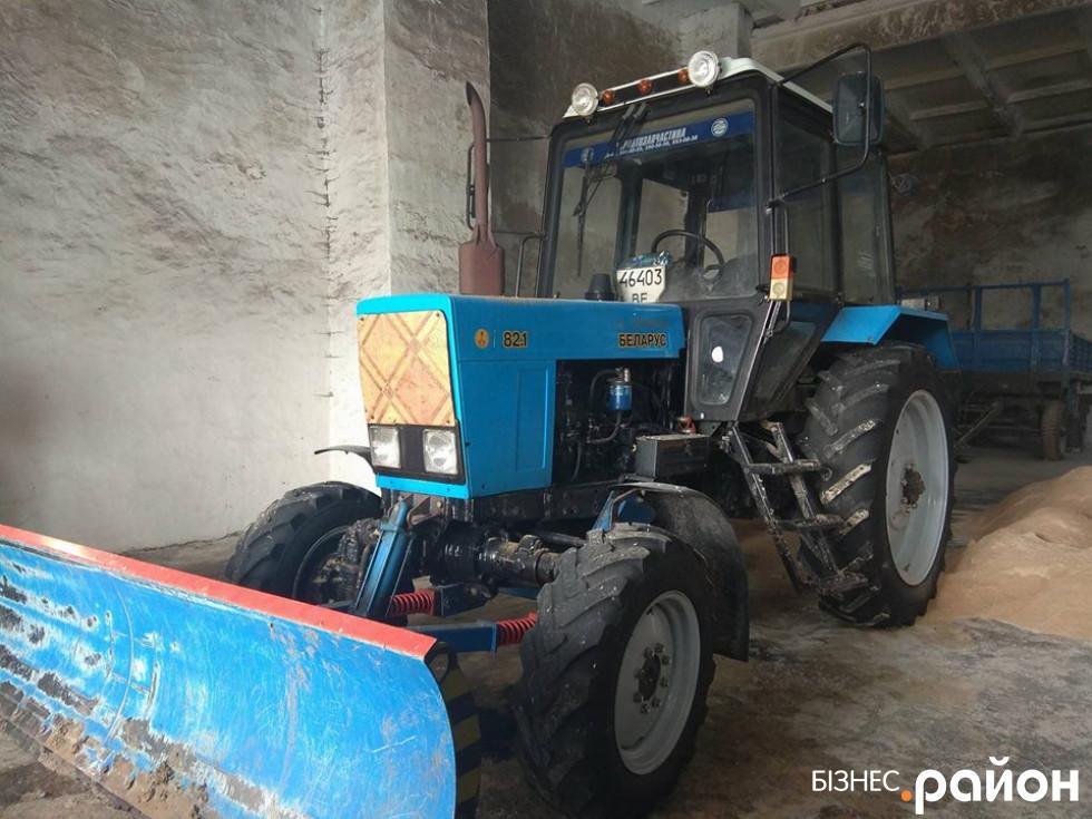 Тракторець-помічник зробив селян щасливими та незалежними