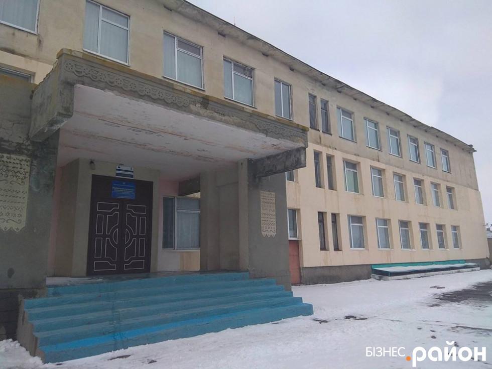Юріївський НВК чекає остаточного утеплення