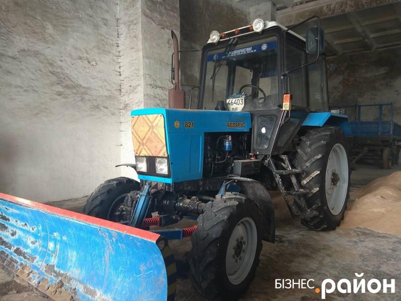 Трактор-помічник зробив селян незалежними і щасливішими