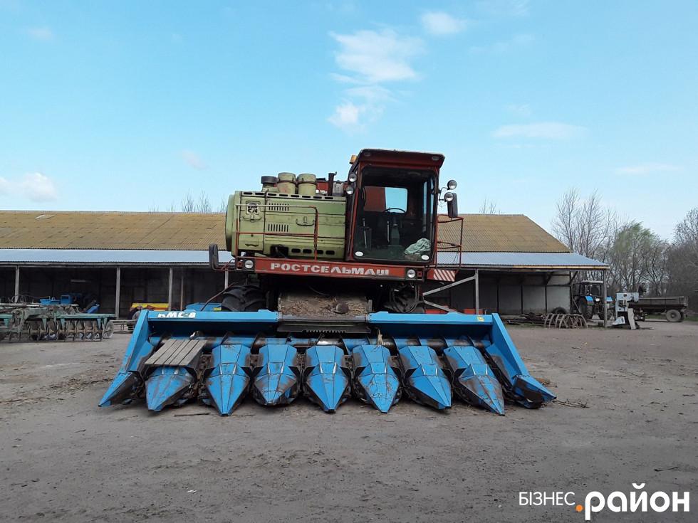 Фермер має потужний технопарк