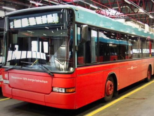 Хто хоче продати старі тролейбуси жителям Луцька