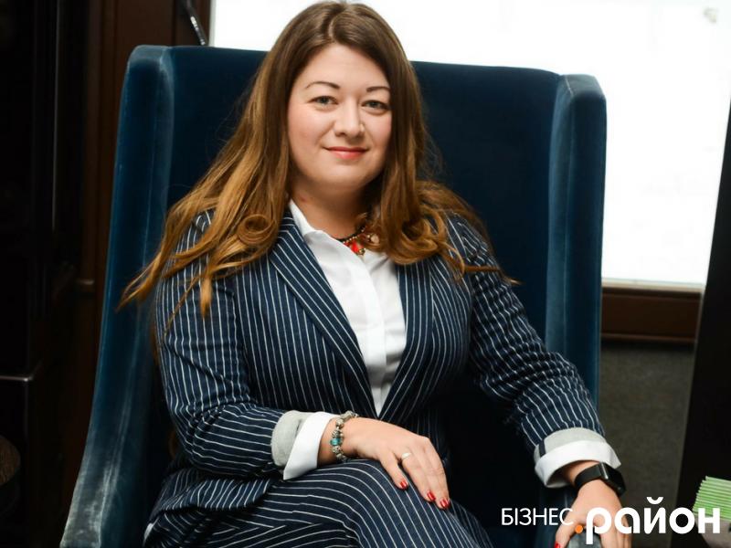 Спікерка форуму співзасновниця ІТ компанії АuspexІванна Євсєєва