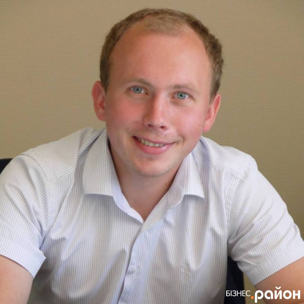 Володимир Наквацький - один із засновників «Ательє фасадів»
