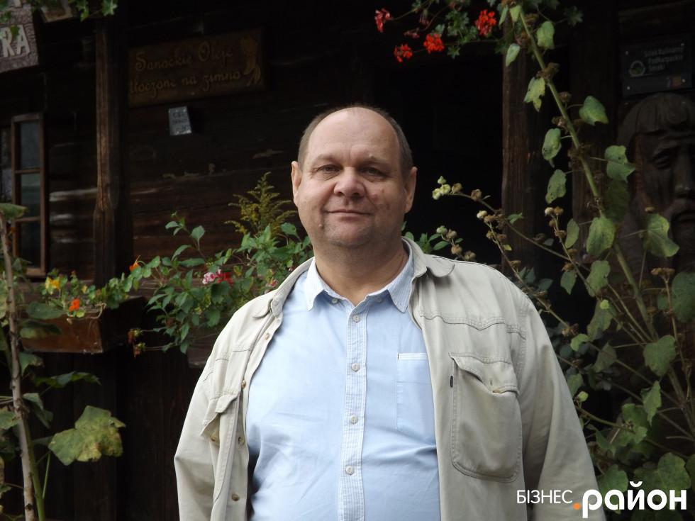 Кшиштоф Зелінські, експерт з гастромаркетингу і гастротуризму