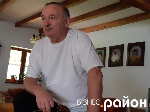 Бещадський сировар Нікос Манолопулос