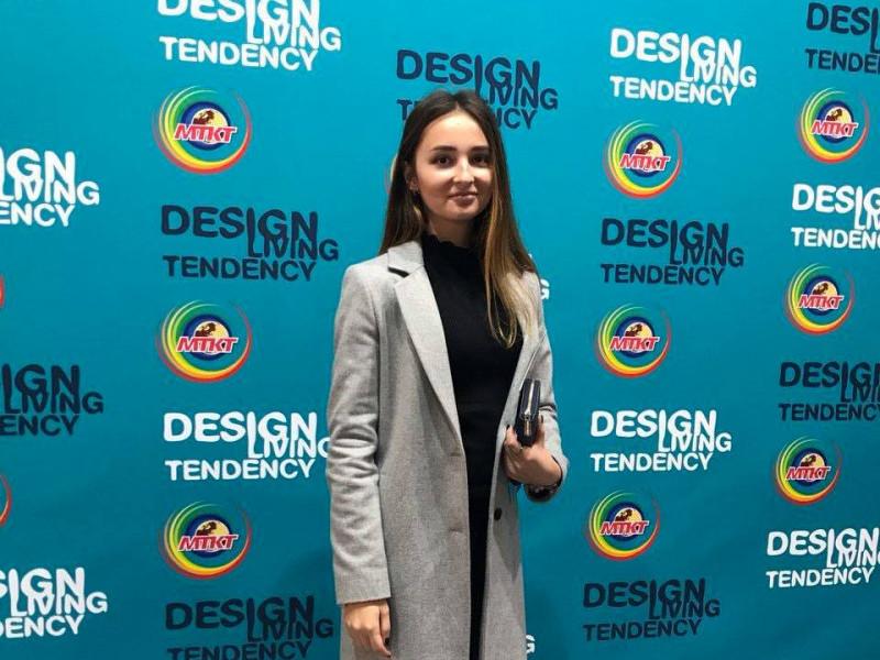 Даша Данилюк - луцька дизайнерка