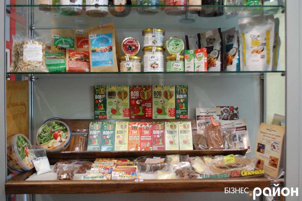 Різноманіття продуктів
