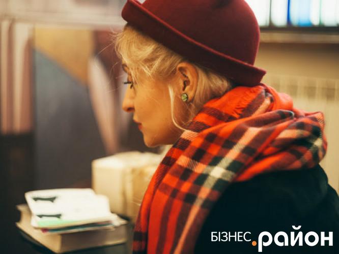 Головна редакторка дитячого арт-видавництва «Чорні вівці» Христя Венгринюк