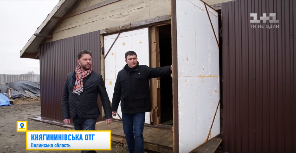 Дмитро Огньов перевіряє, як у Княгининівській громаді виконали його завдання