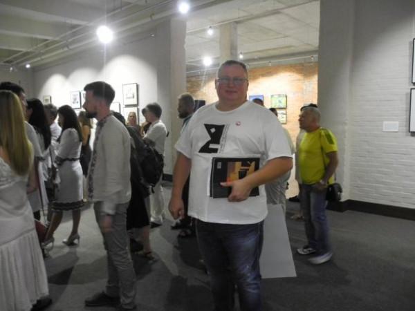 Віктор Корсак у музеї