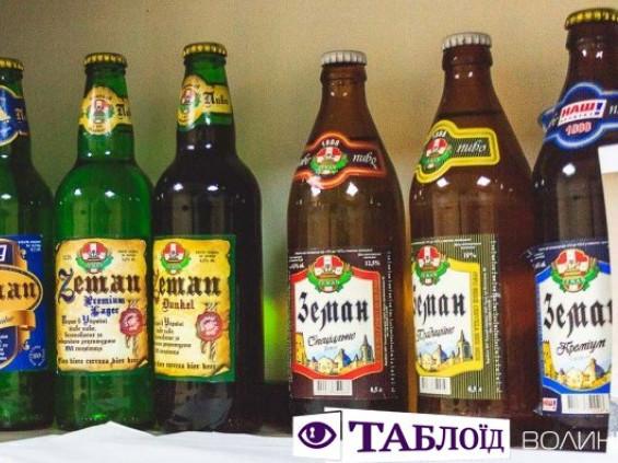 Спадкоємці Земана: як луцьке пиво 130 років тримає марку