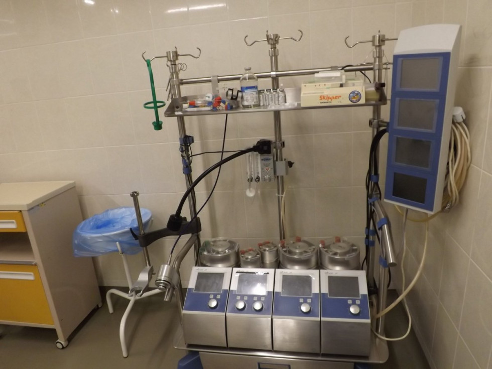Апарат штучного кровообігу АШК