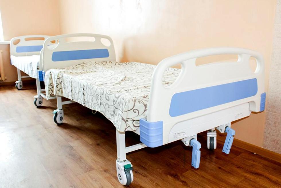 Ковельські медики отримали медичні функціональні ліжка з матрасами «Jiangsu Yongfa Medical»