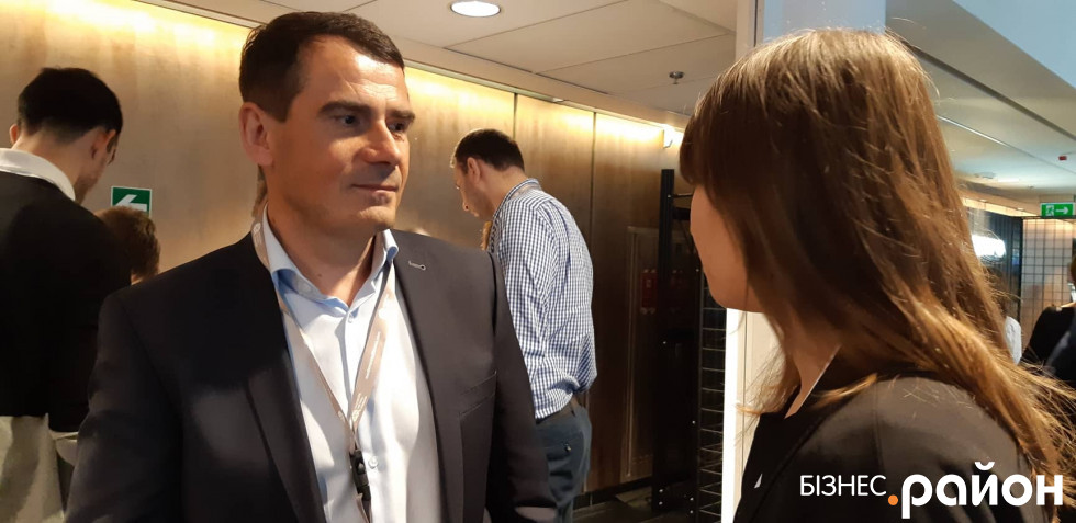 Богдан Лукасік, голова Наглядової ради Modern-Expo