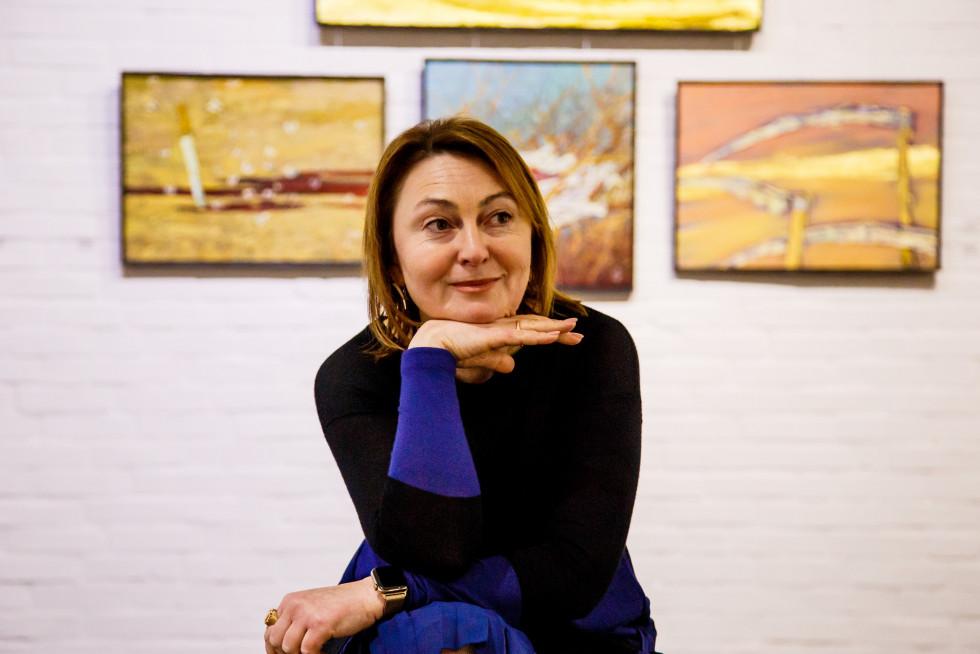 Леся Корсак: «Це просто смішно, коли хтось думає, що мистецтво може бути прибутковим»