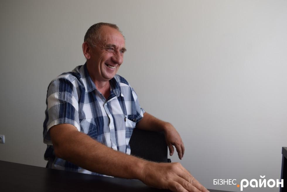 Староста Хорохорин Анатолій Мельничук