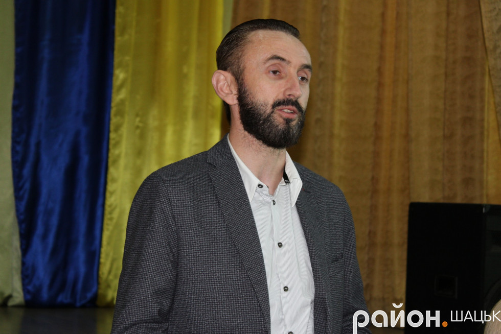 Голова правління Роман Бендас