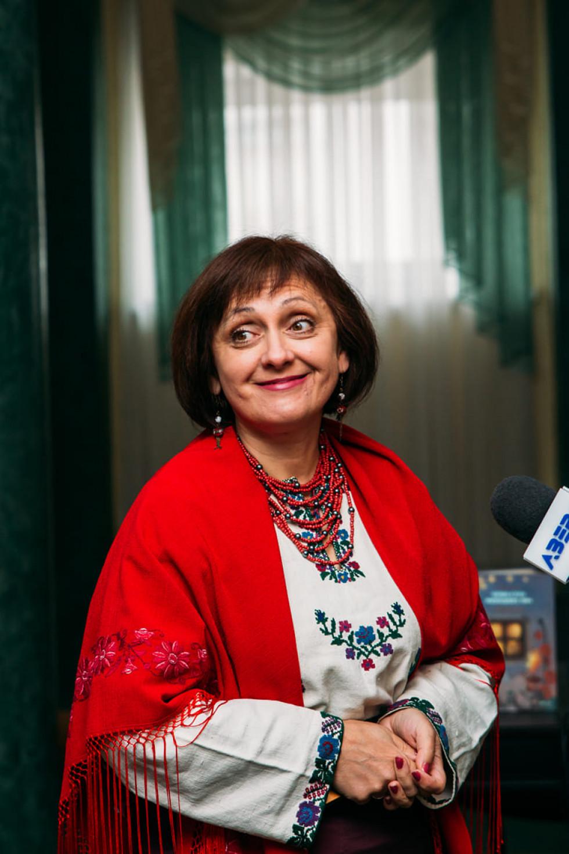 Дара Корній на фестивалі «Фронтера»