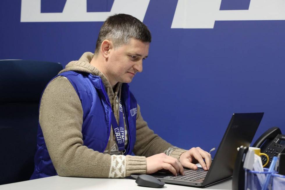Менеджер з продажу у компанії WEST AUTO HUB Микола Мартинюк