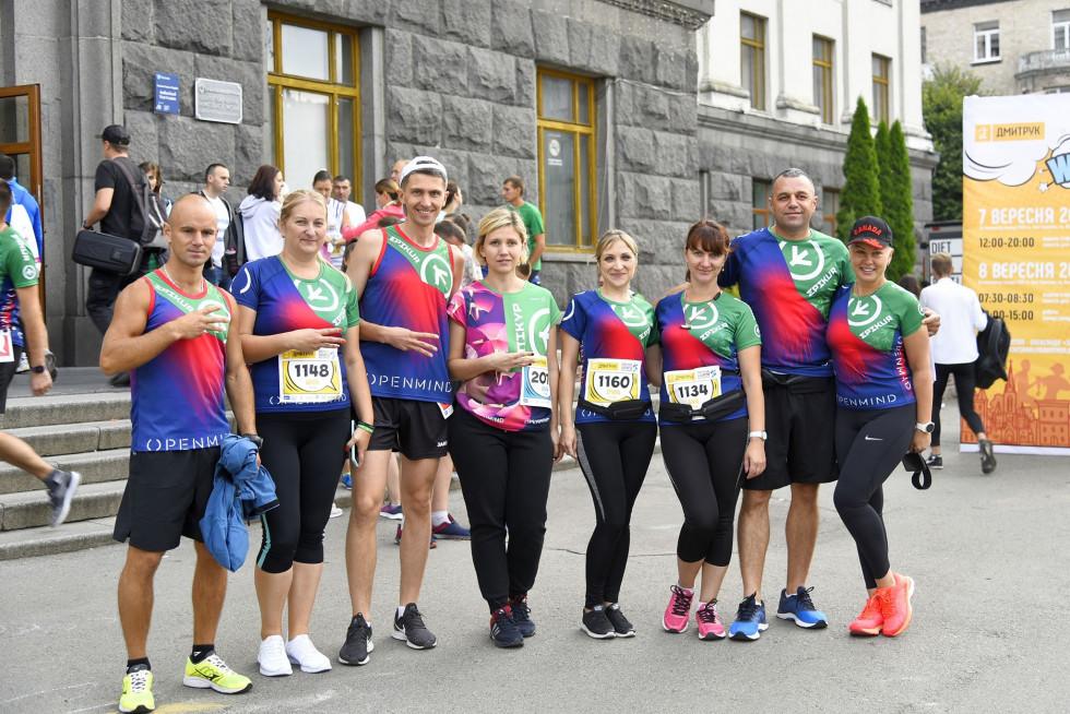 Команду прихильників бігу «Епікур» знають не лише в Україні, а й у країнах Європи.