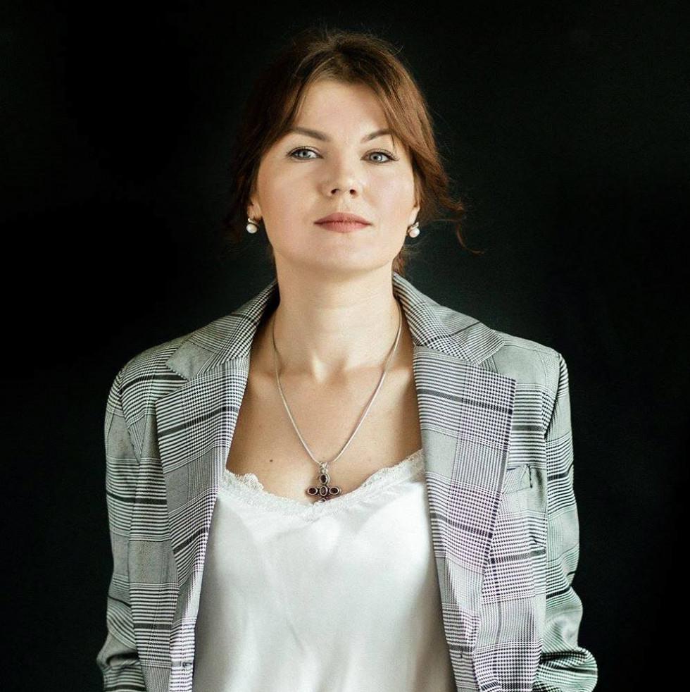 Оксана Шахова
